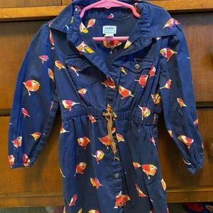 Old Navy bird dress